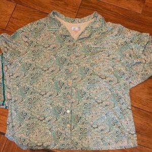 Celestial Dreams size XL pajama set